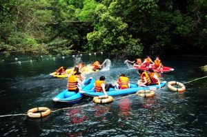 Sông Chày- Hang Tối
