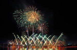 Lễ hội pháo hoa Đà Nẵng luôn hấp dẫn du khách