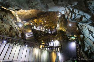 tour ghép động Thiên Đường Sông Chày Hang Tối