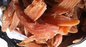 Khoai deo - đặc sản Quảng Bình