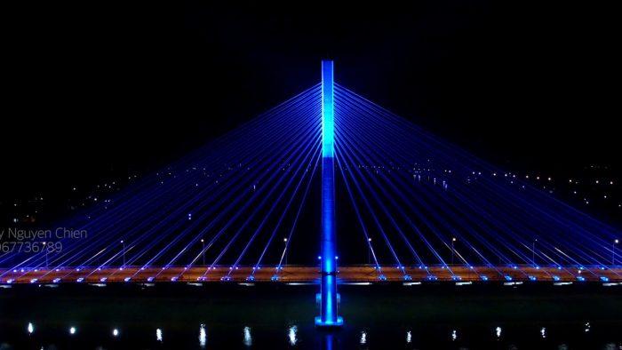 cầu nhật lệ 2 thành phố đồng hới