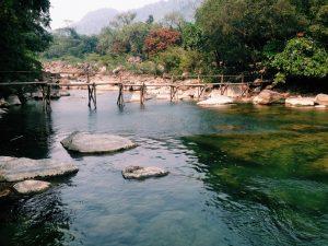 Suối Mọoc Quảng Bình
