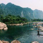 Tour suối nước Mooc động Thiên Đường