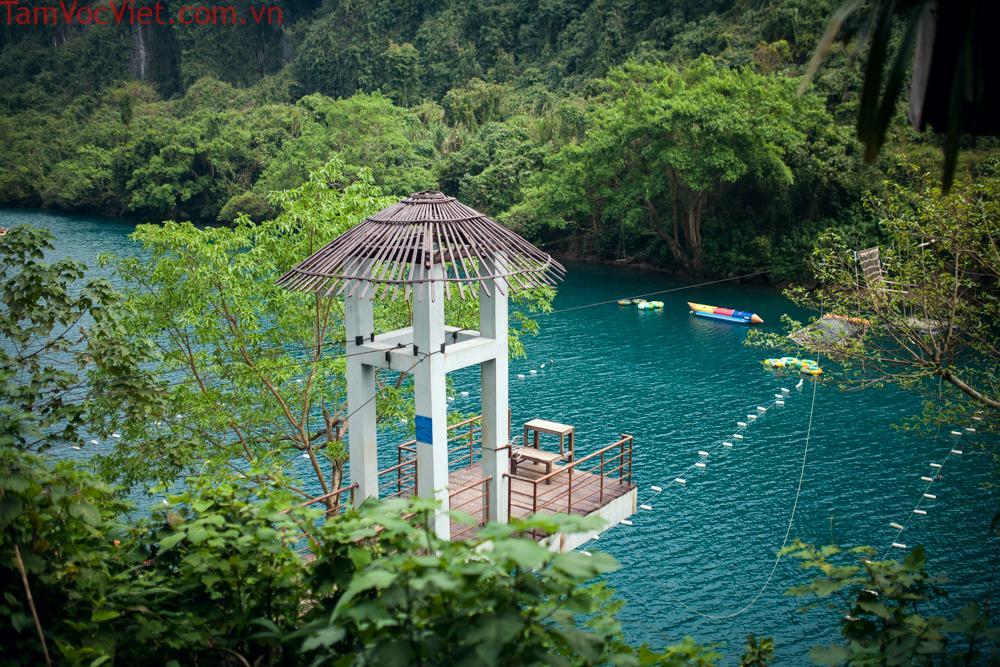 Sông Chày - Hang Tối Tại Quảng Bình