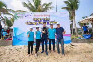 Hưng Việt Team - Team Building luôn sẵn sàng!!!