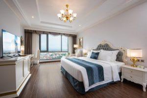 phòng ngủ vinpearl - khách sạn đẹp gần biển nhật lệ