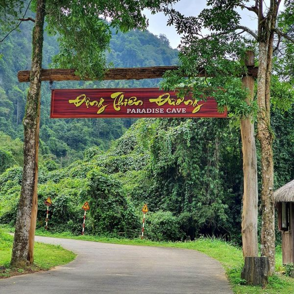 land tour Phong Nha 2 ngày 1 đêm