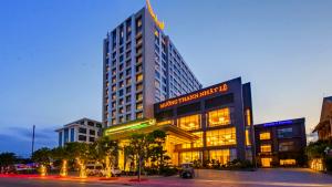 Mường Thanh luxury - khách sạn đẹp gần biển nhật lệ