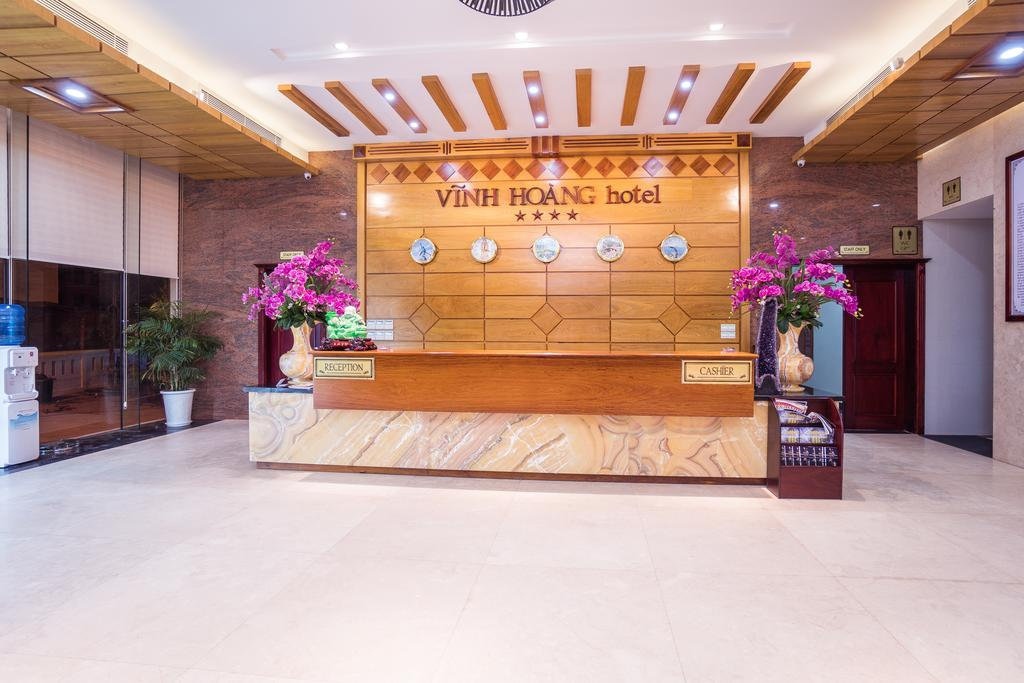khách sạn vĩnh hoàng - khách sạn đẹp ở đồng hới