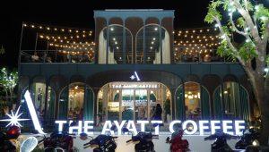 the ayatt coffee - địa điểm sống ảo tại quảng bình