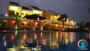 đoàn gia resort - địa điểm sống ảo ở quảng bình