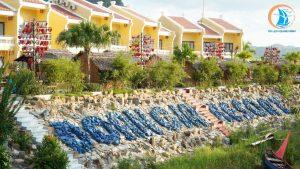 đoàn gia resort - địa điểm sống ảo ở quảng bình vô cùng tuyệt vời