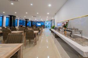 sảnh nhà hàng khách sạn marilla
