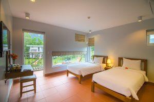 garden room chày lập farmstay & resort