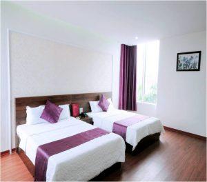phòng ngủ khách sạn vân giang