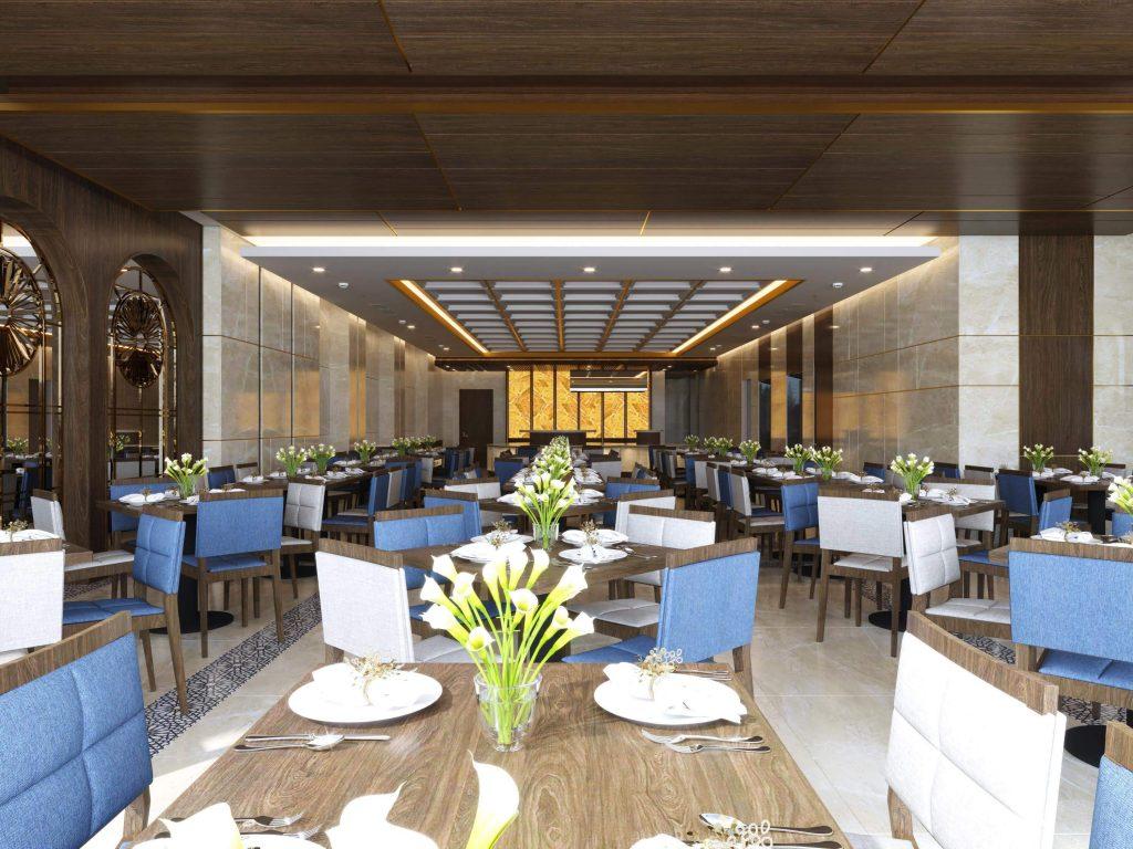 restaurant gold plaza hotel