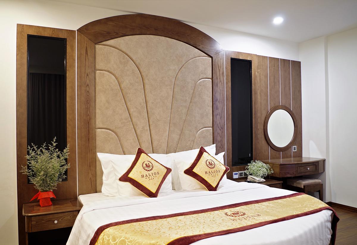 roman suite khách sạn halios