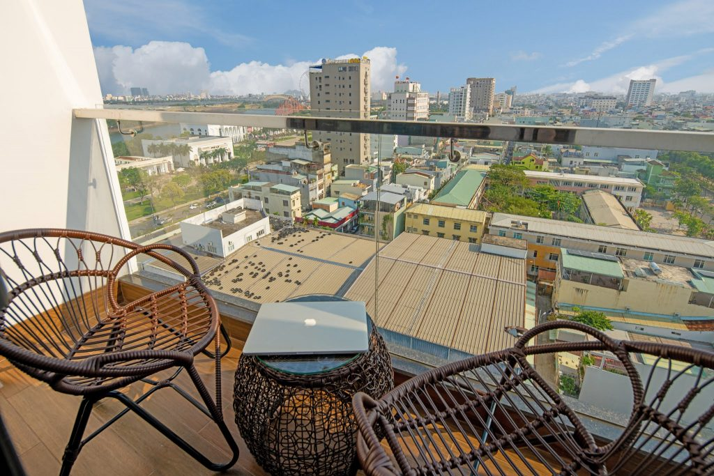 view gold plaza hotel đà nẵng