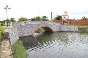 cổng phía đông thành đồng hới