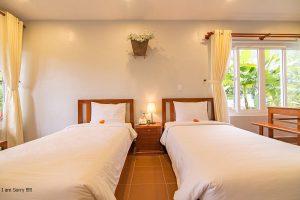 cottage room chày lập homestay & resort