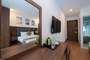 deluxe double khách sạn marilla