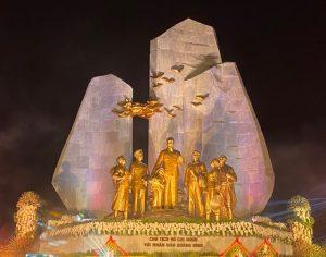 Quảng Trường Hồ Chí Minh quảng bình