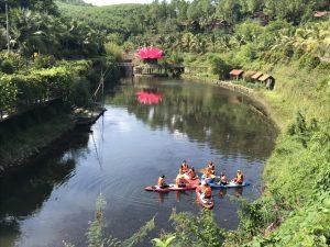 kayak sankofa village hill resort & spa