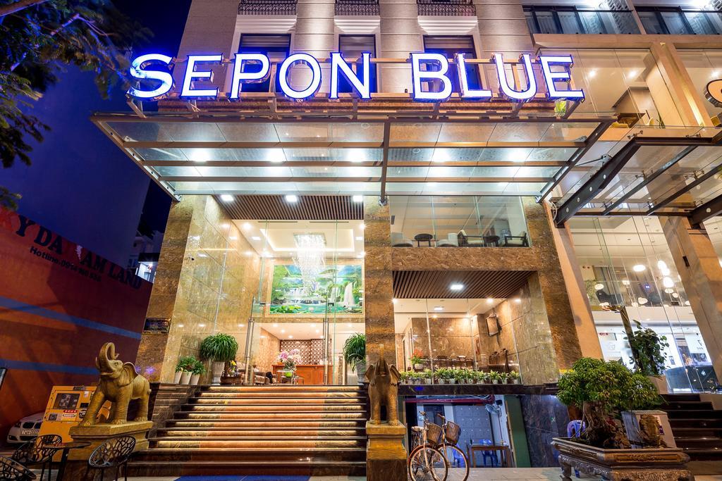 khách sạn sepon blue