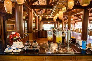nhà hàng sankofa village hill resort & spa