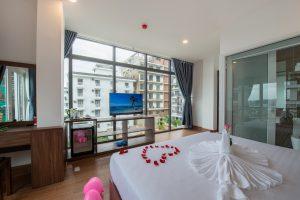 phòng deluxe double cao cấp khách sạn marilla