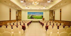 phòng họp sankofa village hill resort & spa