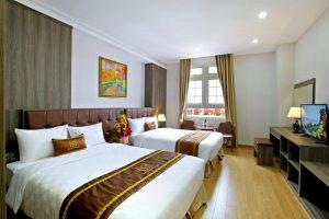 phòng ngủ khách sạn mai thắng