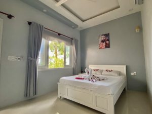 standard double bungalow hạnh ngọc resort