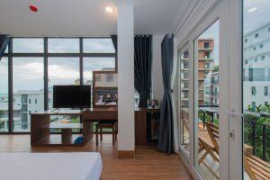 view deluxe twin cao cấp khách sạn marilla