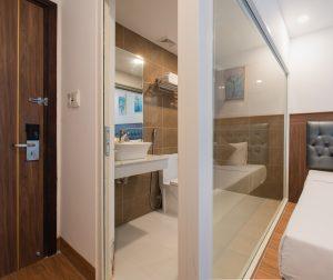 wc phòng deluxe double khách sạn marilla