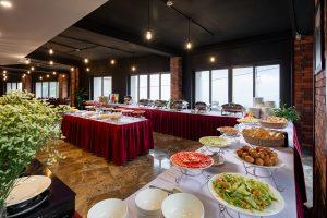 nhà hàng the view sapa hotel