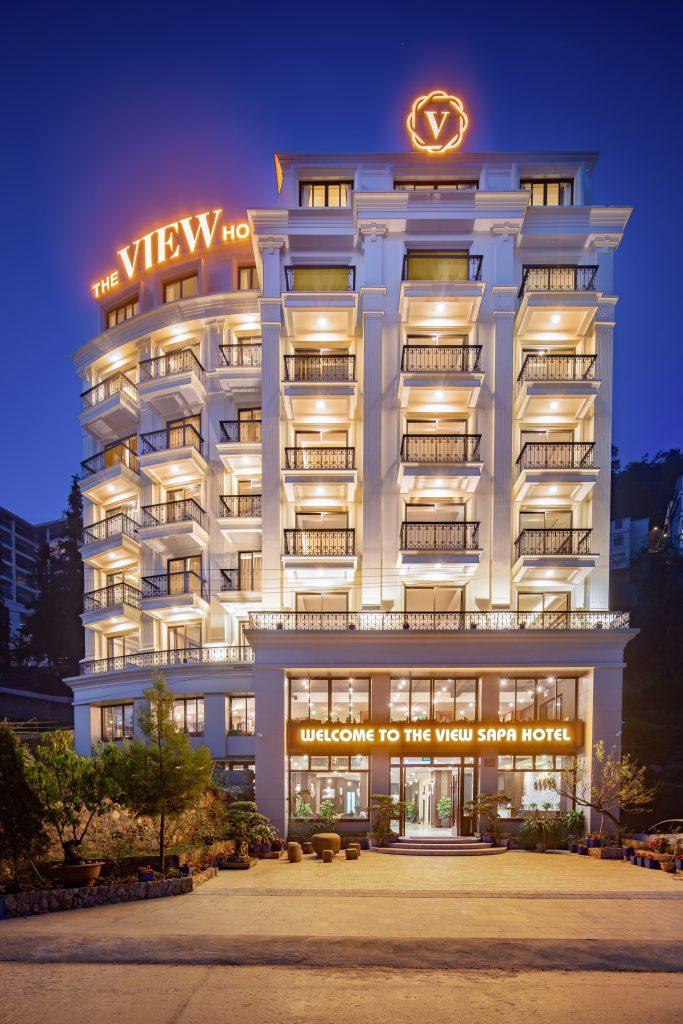 the view sapa hotel - khách sạn ở sapa