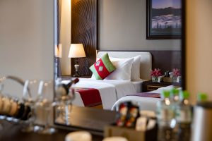 Deluxe triple twin the view sapa hotel 3