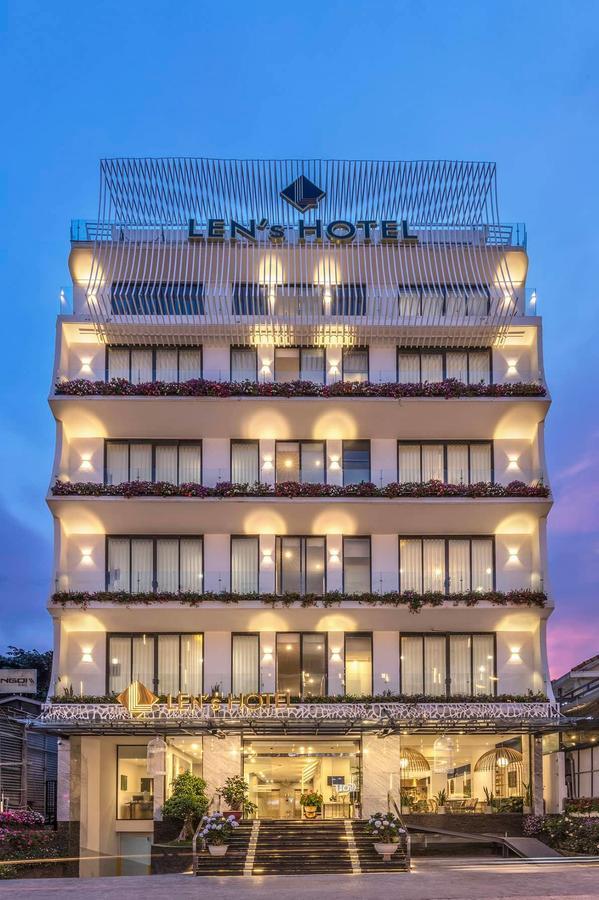 Len's hotel - khách sạn ở Đà Lạt