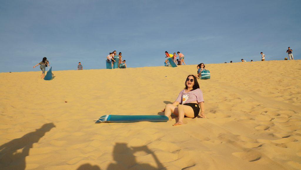giá vé đồi cát quang phú quảng bình