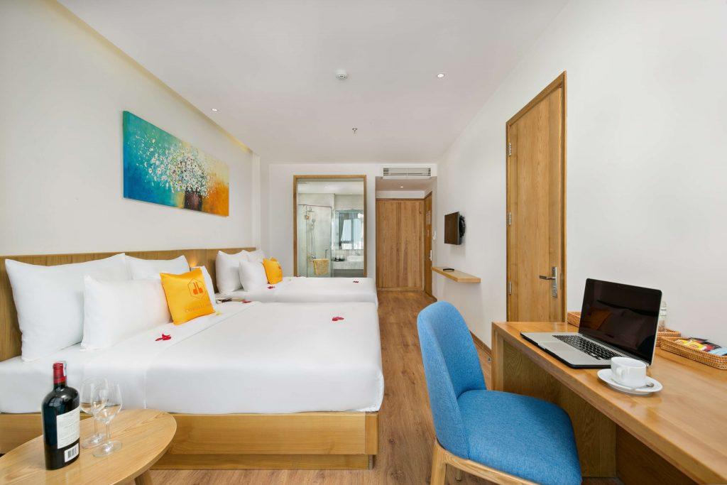 Deluxe Quadruple cordial hotel