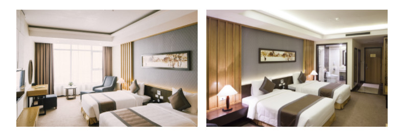 deluxe twin ocean view mường thanh luxury