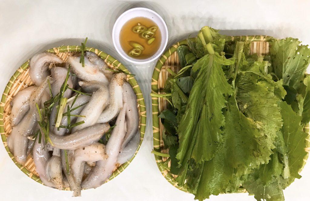 lẩu cá khoai -đồng hới ăn gì