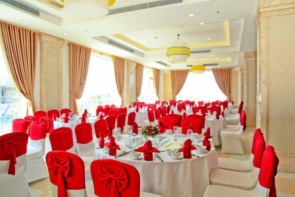nhà hàng paradise - gold coast hotel resort & spa