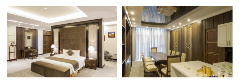 presidential suite mường thanh luxury hotel