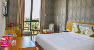 phòng nghỉ luxury hotel
