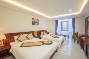 phòng superior triple - vĩnh hoàng hotel