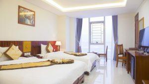 phòng superior twin - vĩnh hoàng hotel