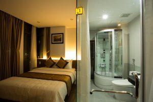 standard doulde ckc thiên đường hotel