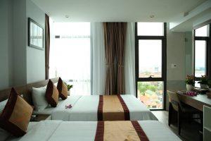 superior twin ckc thiên đường hotel